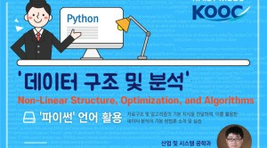 데이터 구조 및 분석: Non-Linear Structure, Optimization, and Algorithms